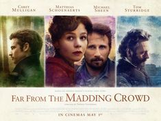 UK Quad For Period Adaptation FAR FROM THE MADDING CROWD ...