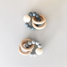 Shades of grey. Our fog and charcoal burly teething rattles are in stock and are a season change fave! We've got new exclusive to otherware colors coming soon! Mobiles, Baby Diy Projects, Soft Autumn, Organic Baby, Baby Accessories, Shades Of Grey, Baby Boy, Baby Shower, Teething