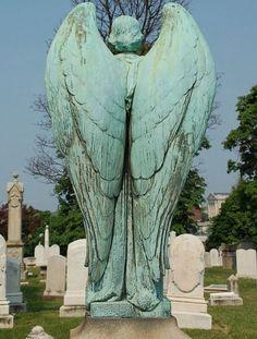 BEHIND THE ANGEL