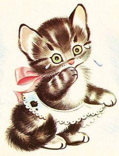 Vintage Cats. Обсуждение на LiveInternet - Российский Сервис Онлайн-Дневников