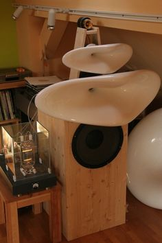 links to webpages with pictures and descriptions of Audio Systems with hornspeakers - Page 96 - Audio Voice Acoustics