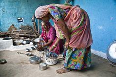 India, Bishnoi women