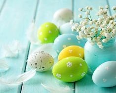 This Easter Day's so brightly colored And that's a light of holly God. All people celebrate it in the planet This holiday unite the crowd. Today all people pray for neighbor To ask the God to bring the peace. And all offences are forgotten And every minute moods increase!