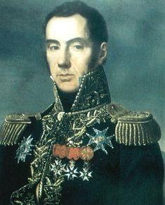 GARBE MARIE gen. BRIG. barone 1812 First French Empire, Saint Louis, Napoleonic Wars, Portraits, Jon Snow, 19th Century, History, Antiques, Artwork
