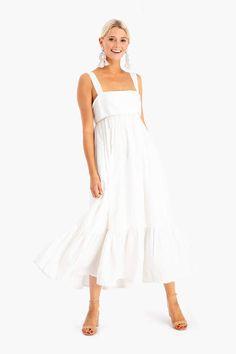 Amiable Girls Midi Dress Kids Plain Color Bodycon Summer Fashion Dresses Age 5-13 Year Girls' Clothing (newborn-5t)