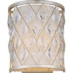 Diamond-Wall Sconce