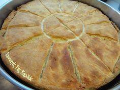 ΣΥΝΤΑΓΕΣ ΤΗΣ ΚΑΡΔΙΑΣ: Χωριάτικη σφολιάτα για πίτα