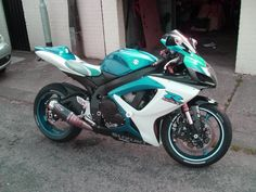 New Colours!! Gsxr 600 Experiments! : Suzuki GSX-R Motorcycle Forums: Gixxer.com