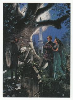 Darrell K. Sweet Cards # 68 Saying the Vows - FPG - 1994