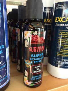 EQyss Survivor  Super Detangler Shine