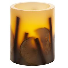 Harvest LED Candle - Great idea when you want to keep your candles looking new for a long time.