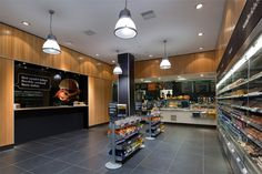 Sainsbury's Fresh Kitchen brandind & store design by Twelve Studio, London store design branding