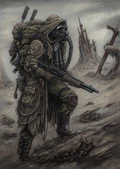 Post apocalypse larp