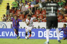 2ª jornada de Liga BBVA. Levante UD 0-0 Sevilla FC