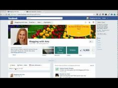 "How to Schedule Facebook Updates from Your FB Page... be sure to click through to actual post, as Amy has some ""video notes"", too."