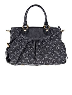 Louis Vuitton Denim Neo Pleaty.