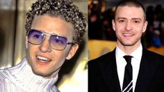 Shocking Celebrities Photos – now and then | No They Didn't!