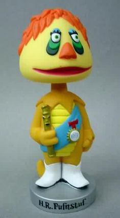 H.R. Pufnstuf Bobble Head