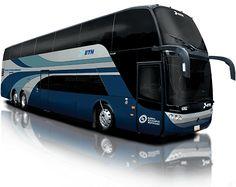 Los servicios a bordo ETN Turistar Lujo sólo aplican en algunas rutas y autobuses