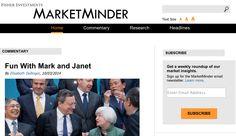 """Fisher Invesments adlı firmanın """"Market Minder"""" adlı açtığı blogta, Derin içerik analizleri sonucunda çıkan veriler ile birlikte tamami müşteri-odaklı yazılar yazılıyor.  http://www.marketminder.com/default.aspx"""