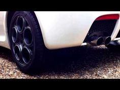 Alfa Romeo 147 GTA Wizard exhaust WARM