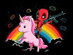 Nothing says epic like Deadpool riding a unicorn! Get the Epic Deadpool Shirt… - olive green mens shirt, black shirt mens, a t shirt *sponsored https://www.pinterest.com/shirts_shirt/ https://www.pinterest.com/explore/shirts/ https://www.pinterest.com/shirts_shirt/band-shirts/ http://www.hm.com/us/products/sale/men/shirts