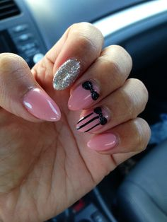 With out the pointed nail