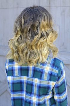 25mm Wand Curls | Cute Girls Hairstyles