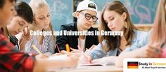 #Colleges and #Universities in #Germany  II. Although the number of young people entering the #university has tripled since the end of #World War II , the university still remains behind many #European countries.     http://studyingermany.net/colleges-universities-germany/