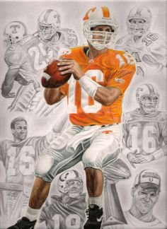 Peyton's Place by Tn Vols Football, Tennessee Volunteers Football, Tennessee Football, University Of Tennessee, East Tennessee, College Football, Remember The Titans, Eric Decker, Orange Country