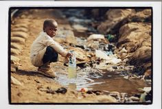 Water is not a privilege. Water is a basic human right, yet there are millions out there living without easy access to it. Everybody should have access to clean drinking water, and those who don't often die without it. This is a serious problem that needs to be addressed (and should have been years ago).