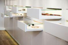 View of Janus Gallery, Montreux, Switzerland
