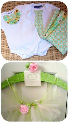 This is so cool.  There are 60 baby shower gift ideas here... that you can make.  And she includes all the patterns and tutorials!  A crafters dream!!!!! - Click image to find more diy & crafts Pinterest pins
