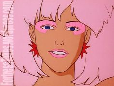 Rewatching Jem! Jem and the Holograms. Totally reasonable then, totally reasonable now. #80s