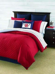 Tommy Hilfiger Prep Nantucket Red Twin Comforter by Tommy Hilfiger, http://www.amazon.com/dp/B008BSJR0W/ref=cm_sw_r_pi_dp_RpXbrb0YDD2KR