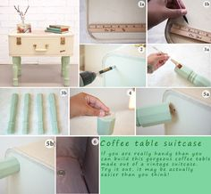 Four DIY projects for your home