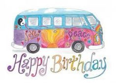 Hippy Birthday