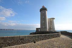 https://flic.kr/p/MsuWtQ | Phare du Petit Minou | Phare du Petit Minou, non loin de Brest. By Melti Lanista