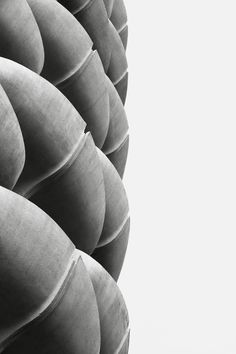 """Minimals & abstractions of """"Le Choux"""" located in Créteil, Paris. Designed by the Architect Gerard Grandval Architecture, Behance, Sculpture, Abstract, Grey, Black, Design, Arquitetura, Summary"""