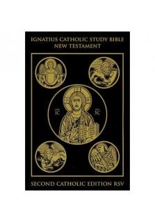 The only Catholic Study Bible based on the Revised Standard Version 2nd Catholic Edition, the Ignatius Catholic Study Bible New Testament brings together all of the books of the New Testament and the penetrating study tools developed by renowned Bible teachers Dr. Scott Hahn and Curtis Mitch.