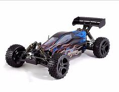 Buggy-1-5-Scale-Electric-Brushless-4WD-dual-LIPO-Batteries-Rampage-XBE