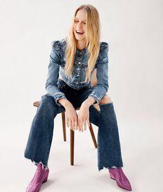Nowa @zara #lookbook #zara #denim #jeans #shopping #girl #inspiration #harpersbazaar #harpersbazaarpolska via HARPER'S BAZAAR POLAND MAGAZINE OFFICIAL INSTAGRAM - Fashion Campaigns Haute Couture Advertising Editorial Photography Magazine Cover Designs Supermodels Runway Models