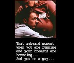 Has anything like this ever happened to you? Well That Was Really Awkward.