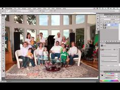 Photoshop Tutorial: Swapping heads in Photoshop for group photos #photoshop #tutorial #photoshoptutorials #tutorials #tuts #photoshoptutorial