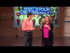The Dr. Oz Show l Discover Your Diet Personality, Pt 2 (+playlist)