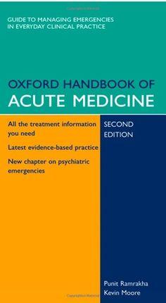 free medical books oxford handbook of clinical medicine ninth