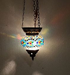 Colorful moroccan lantern mosaic hanging lamp glass chandelier light lampen candle lamp tealight holder lampada turca lampada turco candle holder Mosaiklampe lampe mosaique Türkische lampen hng 41 handmade_antiques http://www.amazon.com/dp/B01EE2J09G/ref=cm_sw_r_pi_dp_tQ6exb0YE7F48