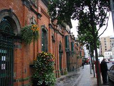 St. Georges Market, downtown Belfast, Northern Ireland