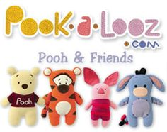 winnie the pooh pook-a-looz!