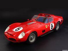 1962 Ferrari 330 TRI/LM #ferrari